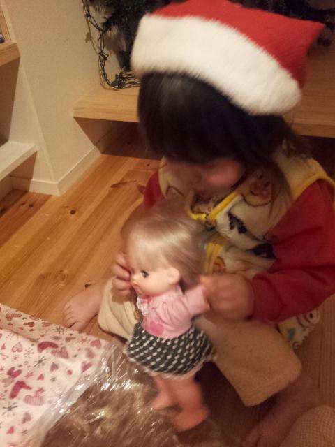 子供達のクリスマス
