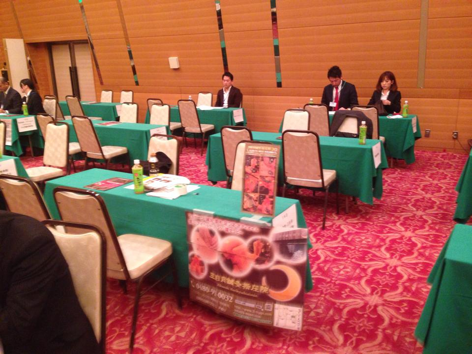 就職相談会、福島に行ってきました!