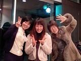 文子と華子姉妹with裕子