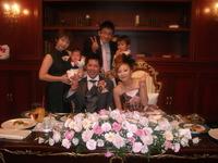 江原家結婚式
