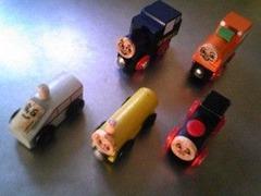 機関車完成